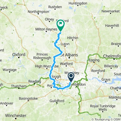 RHVC Richmond to Bedford