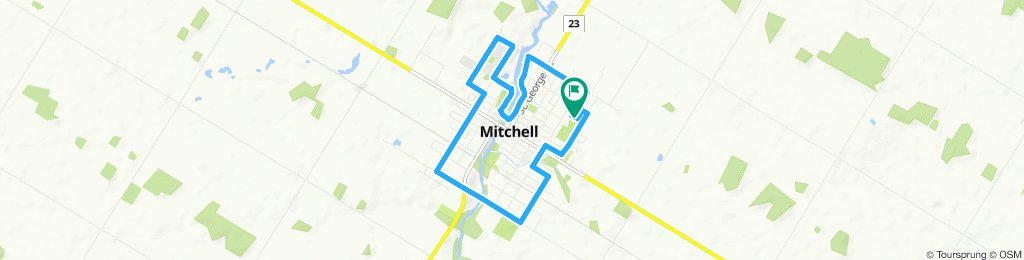 mitchell town loop
