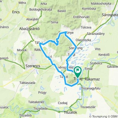 Tokaj - Erdőbénye