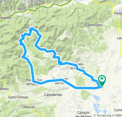 Murviel-Roquebrun-Vieussan-Berlou-Cessenon-Murviel 57k
