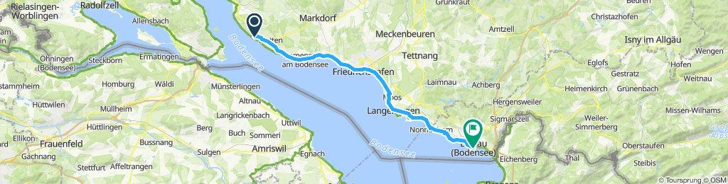 3a.Meersburg-Lindau als Alternative zu 3