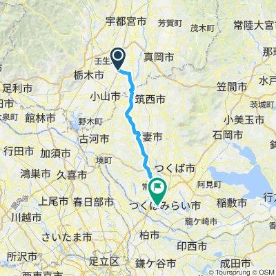 自治医大 鬼怒川 取手駅