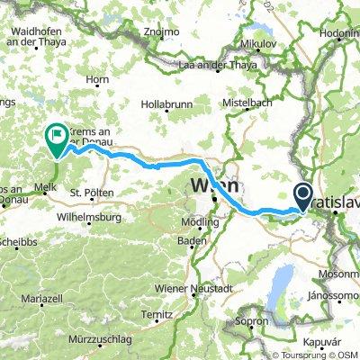 Bad Deutsch-Altenburg - Spitz