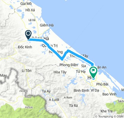 Day 32 - Cam Lo to Hue