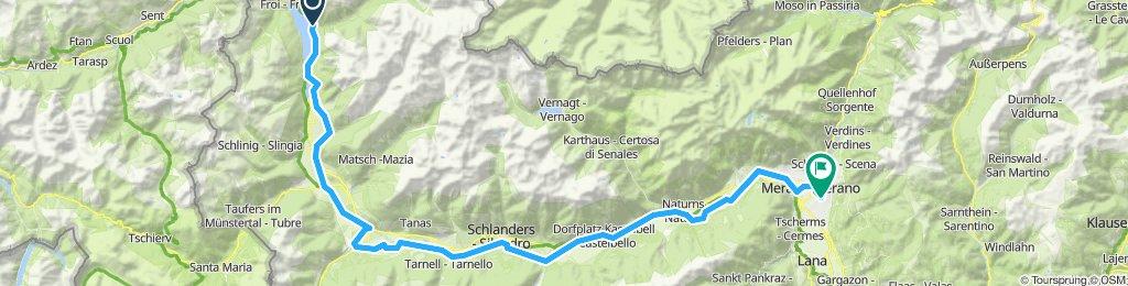Graun im Vinschgau - Meran