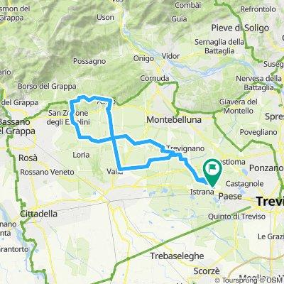 Padernello-Asolo-Fonte Alto-Padernello