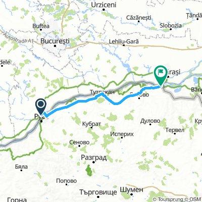 31 - Giurgiu a Silistra 123 km