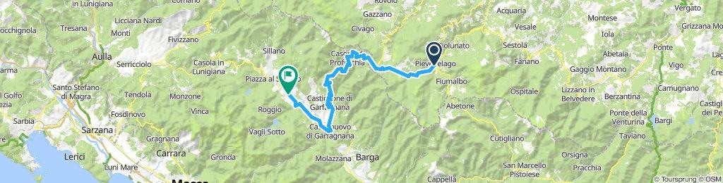 Pievepelago - Camporgiano