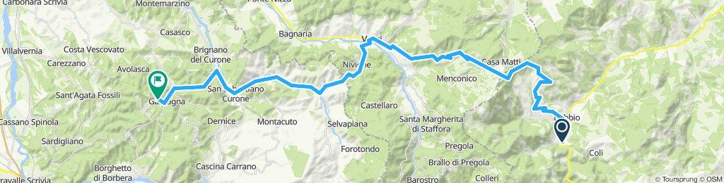 Bobbio - Garbagna