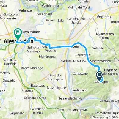 Garbagna - Alessandria