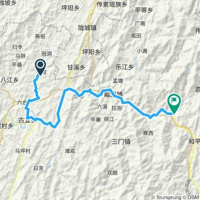 Bajiangxiang - Longsheng