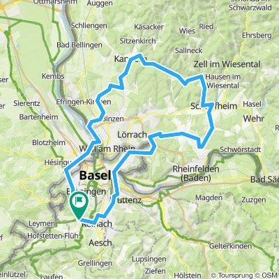 VCE-Rentnertour 9_Kandern-Schopfheim (D)