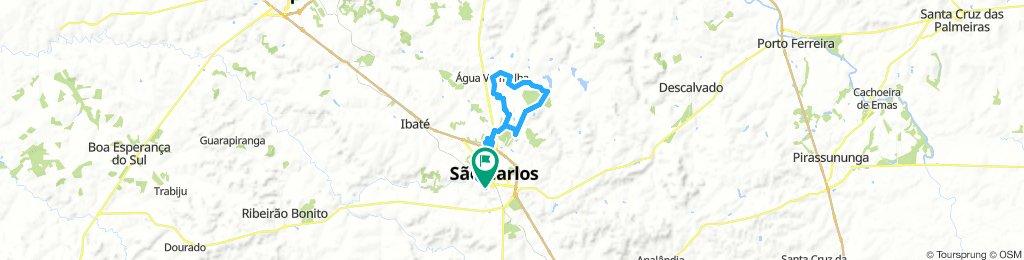 Sanca, Estrada do 29, Água Vermelha...