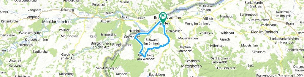 Ranshofen -Gilgenberg