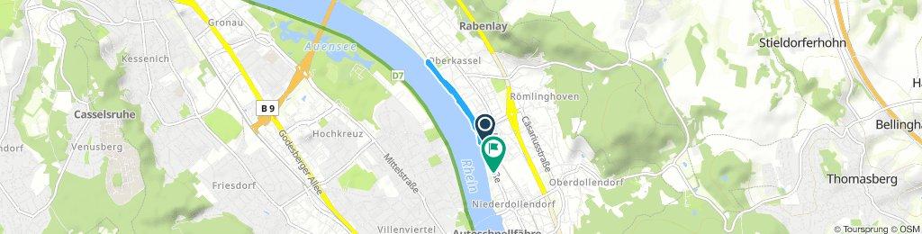 Passeio rápido em Königswinter