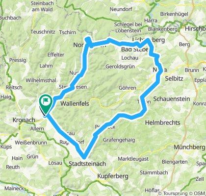 Lichtenberg über Döbra