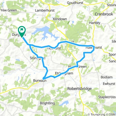 Wadhurst 35km