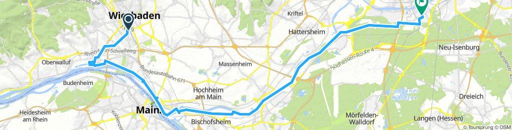 Wiesbaden Rhein-Main Frankfurt