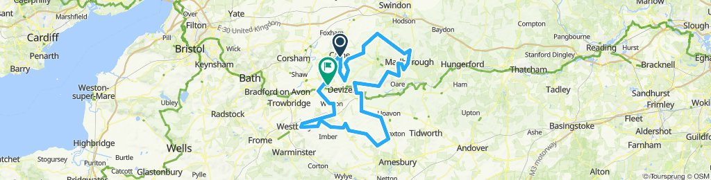 Trans Wiltshire Adventure Trail (TWAT)