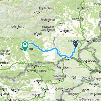 Bairisch Kölldorf Radfahren
