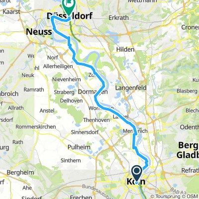17 Köln-Düsseldorf