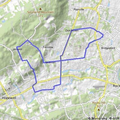 PFW : Griggstown Grinder : 20100511