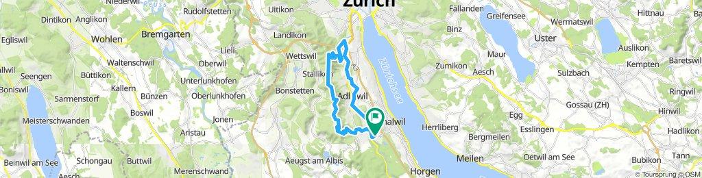 #1 Gattikon-Buchenegg-Uetliberg-Gattikon