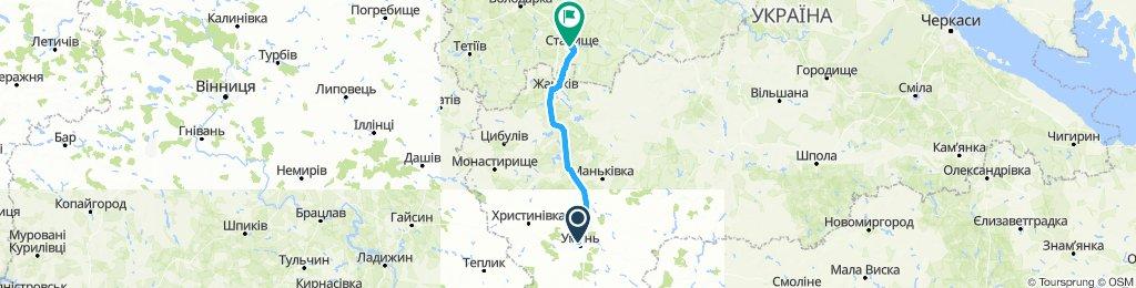 Умань, Ukraine / Stavysche, Ukraine