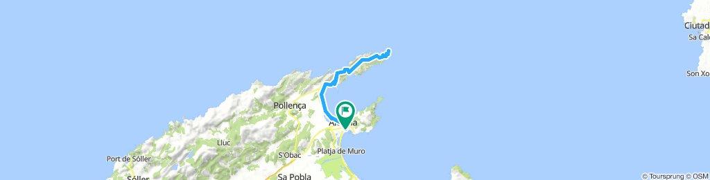 Alcudia_Cap-Formentor_ranta