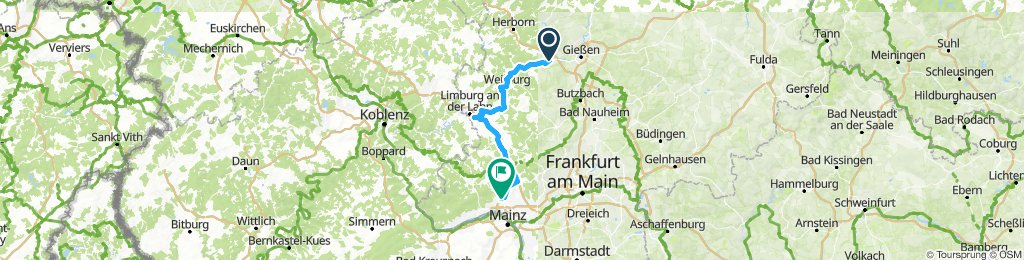 Etappe 5: Wetzlar nach Wiesbaden