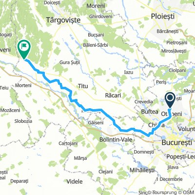Rumunia 2019 - Bukareszt - Valea Mare Day1