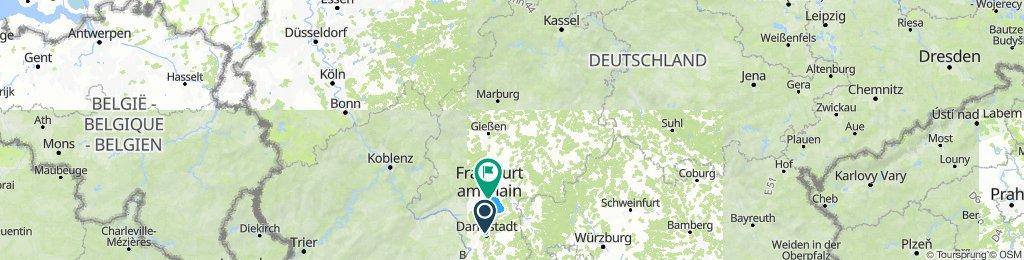 Kilometer für Kids 2019 Hessen gesamt