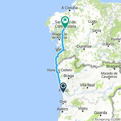 Portugese Camino