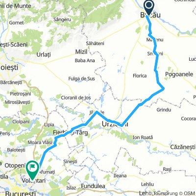 Rumunia 2019 - Buzau - Budapeszt Day 8