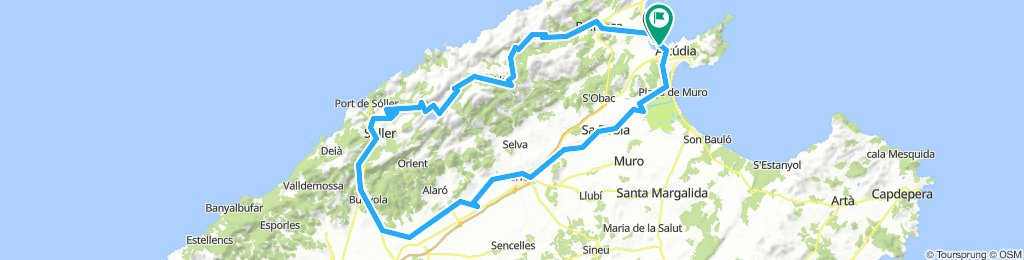 Day 4 Soller-Binassalem-Alcudia