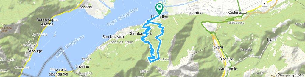 #4 Gambarogno-Alpe di Neggia