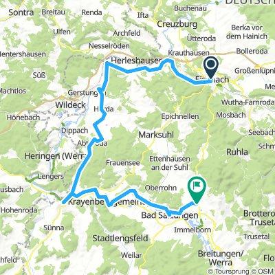 Eisenach- Witzelroda