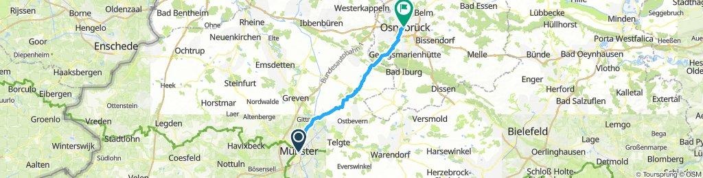 3. Münster - Osnabrück