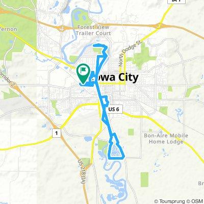 Bigger Route
