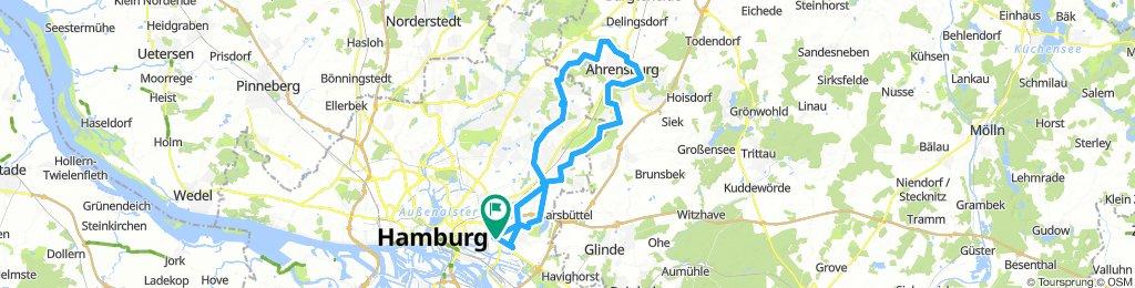 Rund um Ahrensburg