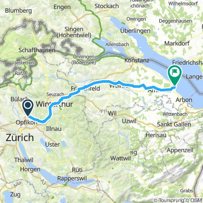 Kloten- Romanshorn