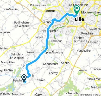 Provin - Lille Place du Théatre