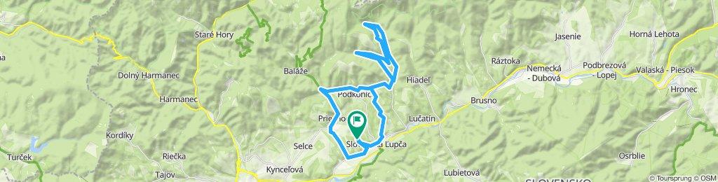 SOFTIP CYKLO TOUR 2019 - 40 km - cez Moštenicu k výhľadom