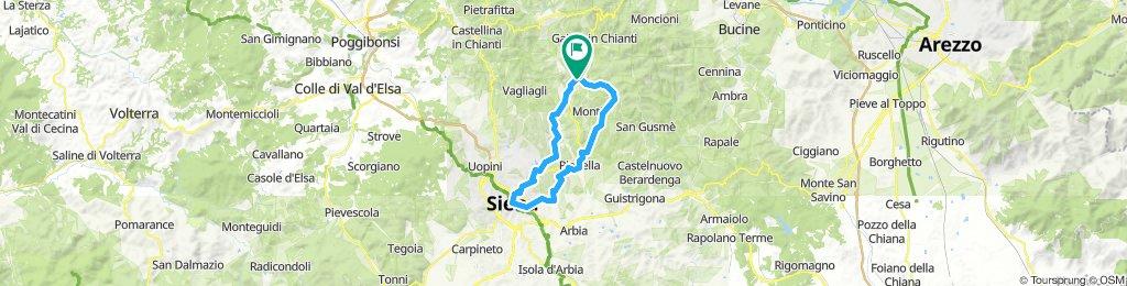 Tornano Siena loop