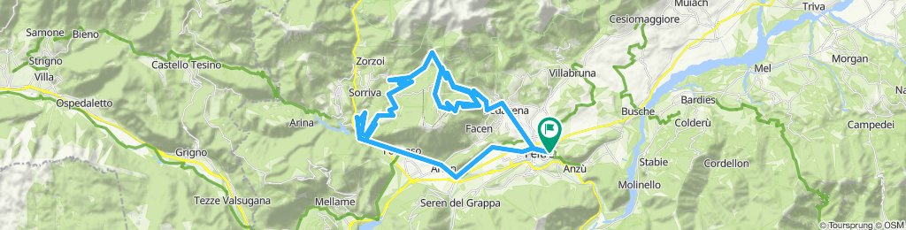 stage 1 #giro102 dolomites