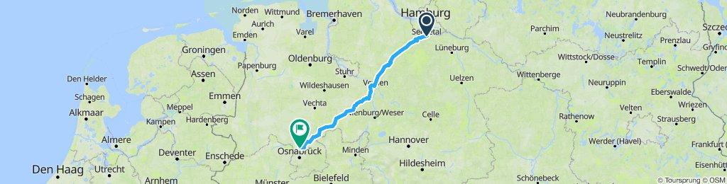 Etappe 3 - Seevetal-Wallenhorst Korrigert