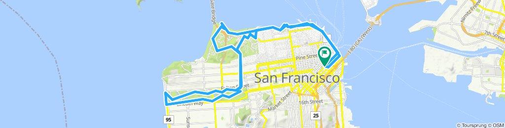 Golden Gate Park Ride