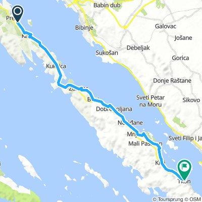 Zadar - Biograd na Moru