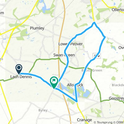 Lach Dennis loop 18km