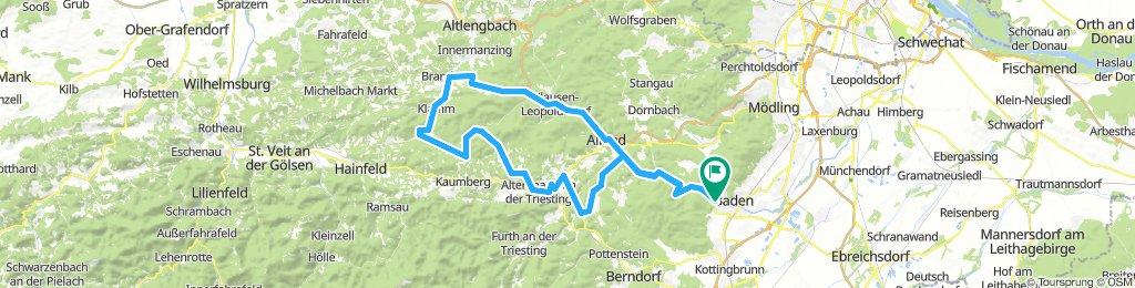 VeloRun - Badener Radmarathon 2019
